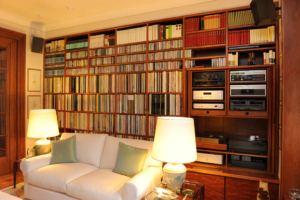 Best. HiFi-Raum mit Krell Verst.:CD:SACD, Best. HiFi-Anlage mit Krell, Martin Logan+Laserpl. ergänzt klein