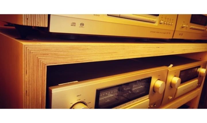 Bild für Möbel Audio Vinyl