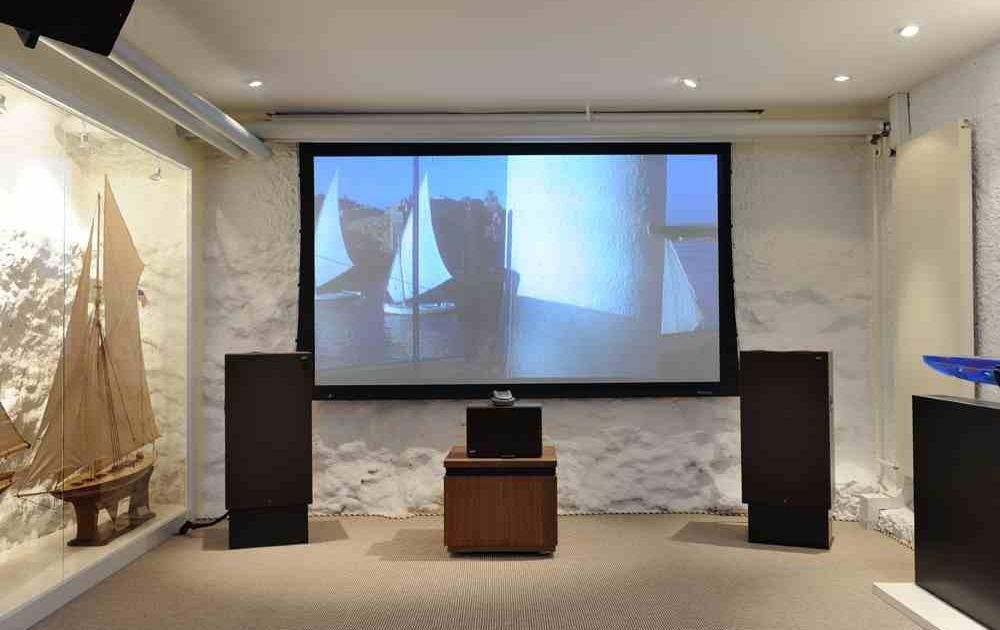 ausgef hrte heimkino projekte audiovinyl. Black Bedroom Furniture Sets. Home Design Ideas
