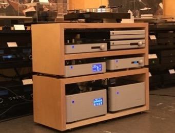 HiFi-Rack Audio Vinyl